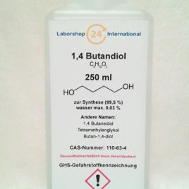 1,4 Butandiol 250 ml brust german