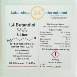 1,4 Butandiol 5 Liter brust german