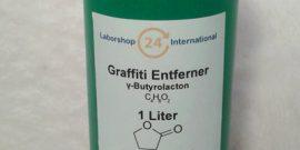 Etikett Gamma Butyrolacton German 1 Liter Produktbild Brust